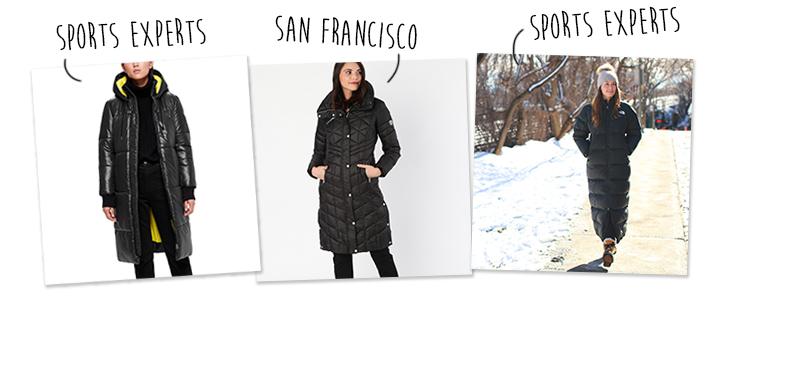 dafc874ff6 Inspiration tendance magasinage Tendances manteaux d'hiver 2019 ...